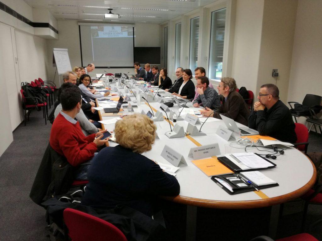 Los miembros de la iniciativa se reunieron durante dos días en Ginebra.