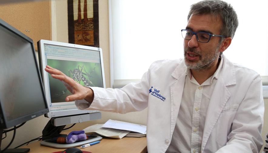 El Dr. Israel Molina del VHIR lidera el PICAT.