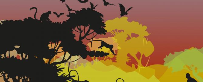 Mosquitos deforestación enfermedades emergentes