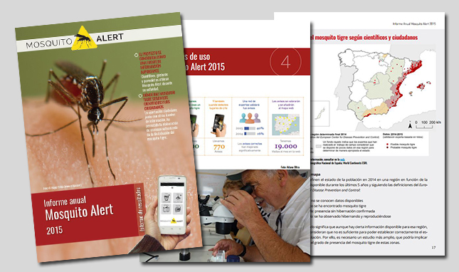 Informe Anual Mosquito Alert 2015