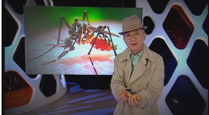 """""""Zika, mare contra mare"""", al QuèQuiCom de TV3."""